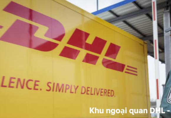 Quạt trần công nghiệp Powerfoil 8 lắp đặt tại kho ngoại quan DHL Tiên Sơn, Bắc Ninh