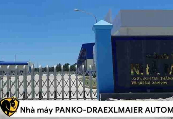 Lắp đặt quạt trần công nghiệp Powerfoil 8 cho nhà máy Draexlmaier của Đức tại Việt Nam