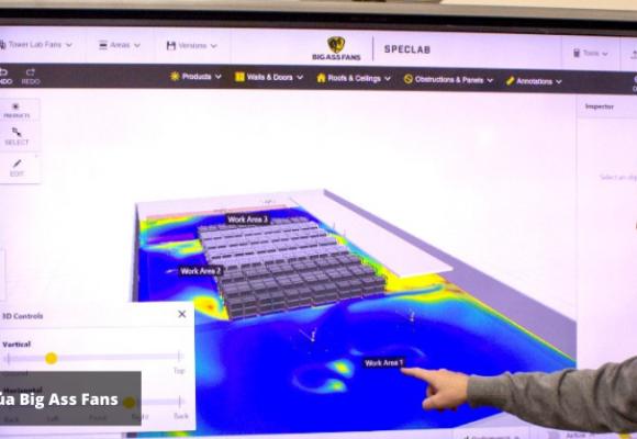 Phần mềm phân tích luồng không khí SpecLab® là gì?