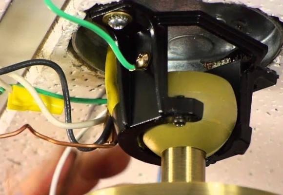 Nguyên nhân quạt trần rơi, cách sửa chữa và lắp đặt đúng cách