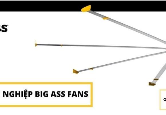 Quạt Trần Công Nghiệp Big Ass Fans